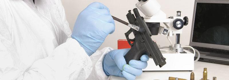 Криминалистическая экспертиза